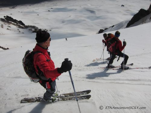 Praticare lo Scialpinismo sull'Etna? Yes, we can!