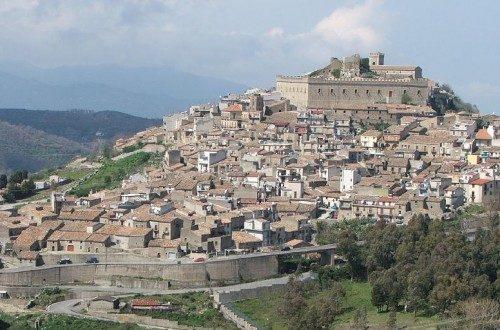 Montalbano Elicona, il borgo più bello d'Italia