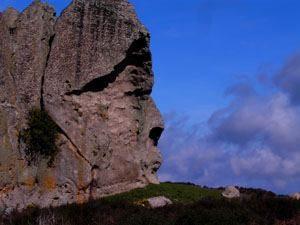 Una piccola Stonehenge siciliana